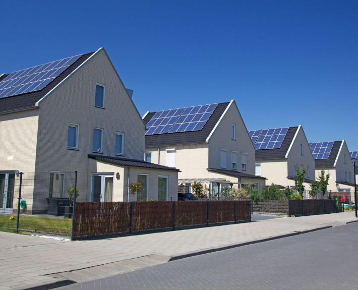Panel Houses | Residential Solar