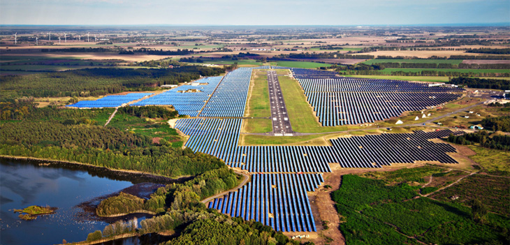 Solar Energy – Growing Strong in Texas