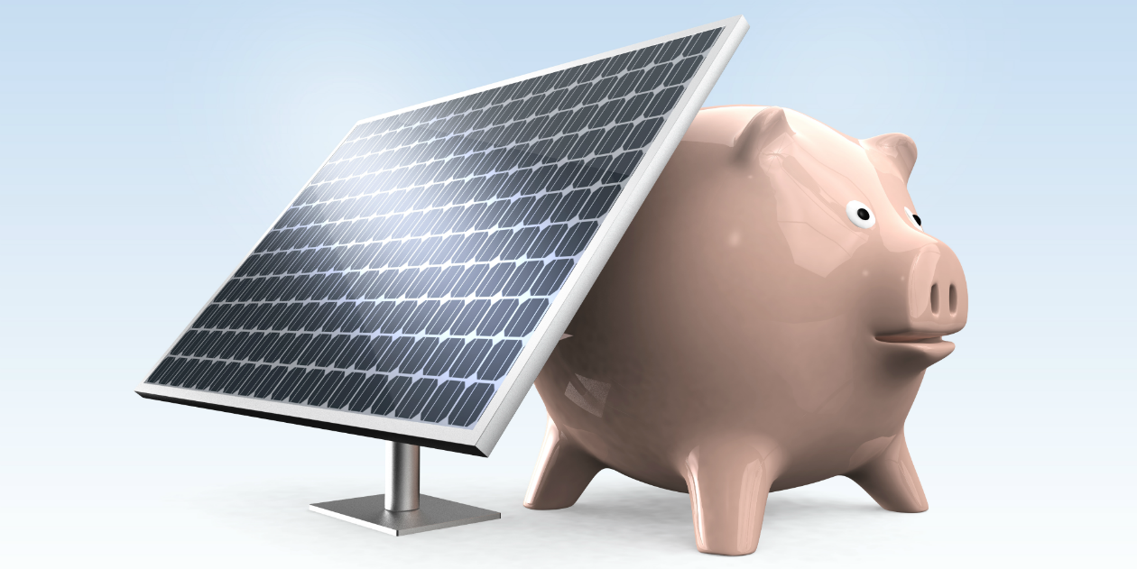Solar Equals Financial Sense