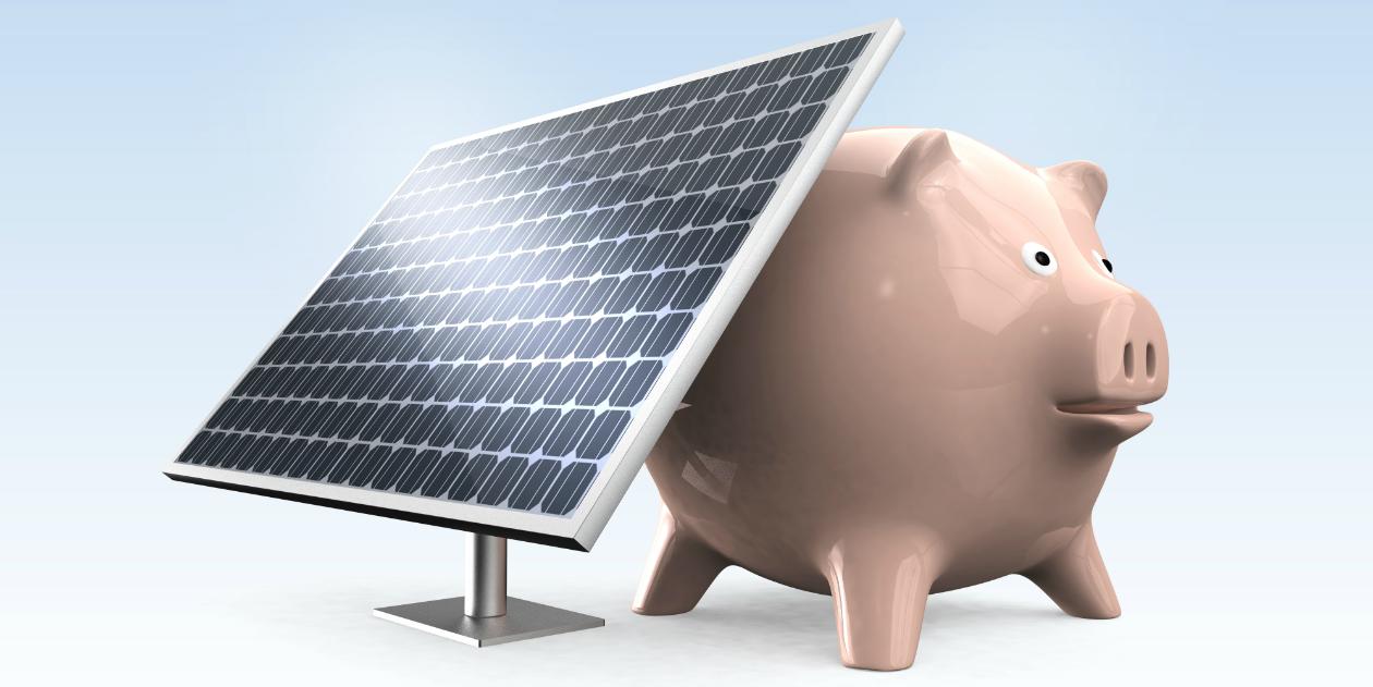 Solar Equals Financial Sense